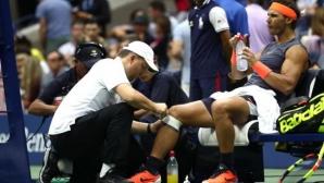 Рафаел Надал пропуска турнирите в Пекин и Шанхай
