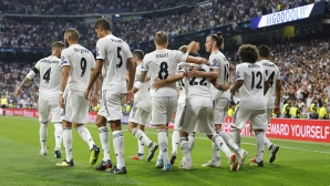 Реал Мадрид постави нов рекорд в евротурнирите
