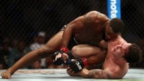 """Анализ на """"Дарс душенето"""" на Уудли, с което той отстрани Тил в UFC 228"""