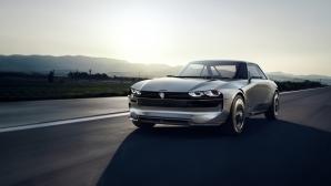 Peugeot съчета автономност с великолепен ретро дизайн (видео)