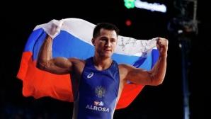 Двукратен олимпийски шампион аут до края на сезона