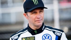 Петер Солберг със завръщане във WRC
