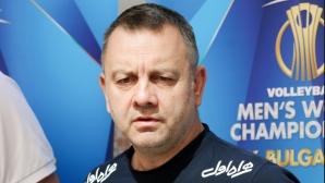 Игор Колакович: Ще се борим, както и българите! Чакам да се получи великолепен мач (видео)