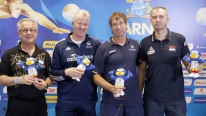 Хейнен, Тили, Веласко и Гърбич: Групата във Варна е много силна