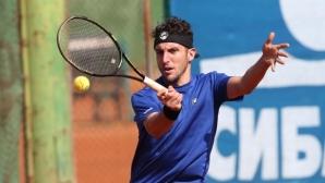 Васко Младенов отпадна на четвъртфиналите в Тунис