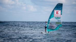 Илияна Стоилова и Йоан Колев приключиха успешно първото морско предизвикателство