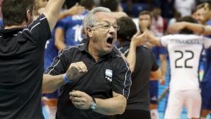 Веласко изнесе лекция на Хейнен във Варна! Аржентина удари световния шампион (видео + снимки)
