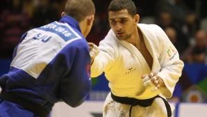 Ивайло Иванов отпадна рано на световното първенство по джудо