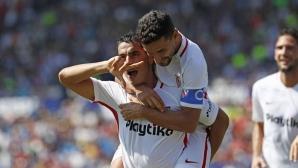 Севиля заприлича на страшилище за мача с Реал Мадрид