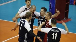Полша изстрада класирането си на финалите с успех над Сърбия, Франция е аут (видео)