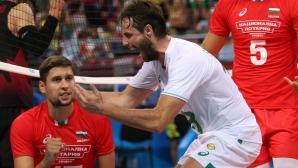 Теодор Салпаров: Винаги съм давал цялото си сърце и душа за отбора (видео)