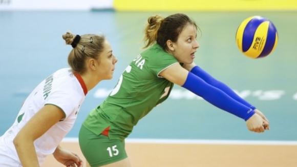 WorldofVolley: Жана Тодорова - министърът на защитата