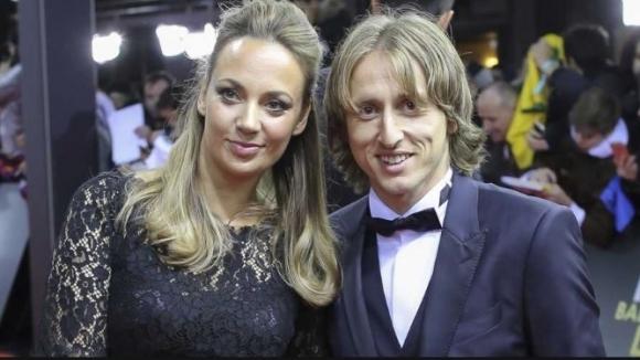 Красивата Ваня стои в основната на успеха на Лука Модрич