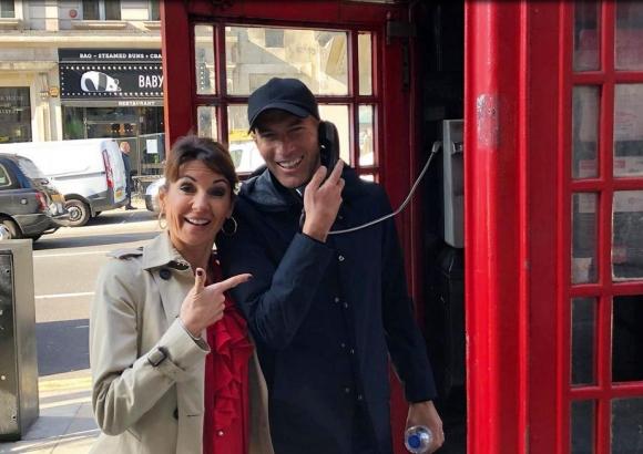 Разходка на Зидан активизира феновете на Манчестър Юнайтед