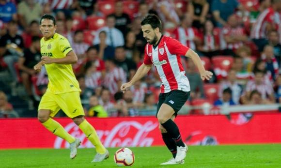 Виляреал нанесе тежка първа загуба на Атлетик Билбао (видео)