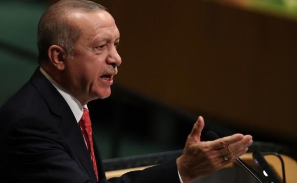 Ердоган иска обективност от УЕФА
