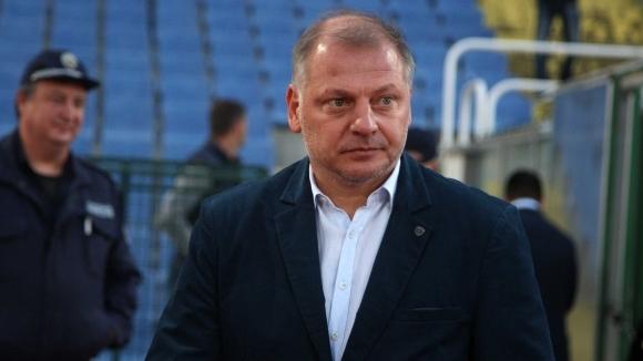 Петко Петков: В такива мачове трябва да използваш шансовете си