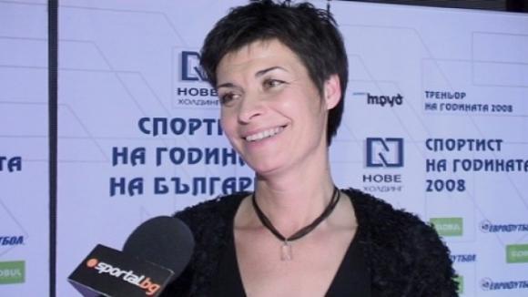 Румяна Нейкова открива фестивал на спорта и изкуствата в Пловдив