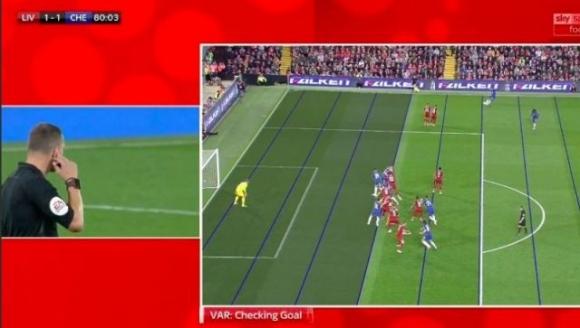 Беше ли ощетен Ливърпул срещу Челси?