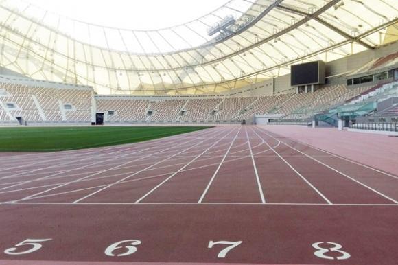 Остава точно 1 година до СП по лека атлетика на първия климатизиран стадион в света