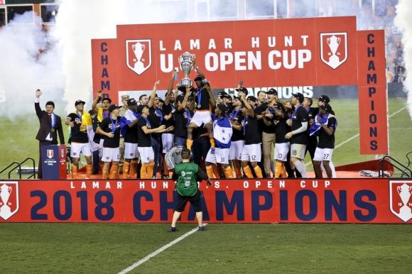 Хюстън Динамо спечели Купата на САЩ