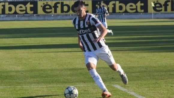 Футболист на Локо (Пд) с повиквателна за младежкия национален отбор на Словения