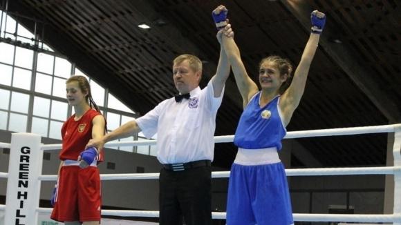 Горяна Стоева тръгва за медал от Младежката олимпиада