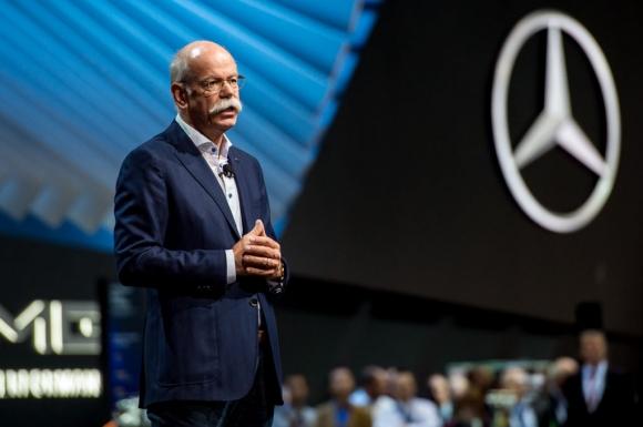Дитер Цетче напуска Daimler