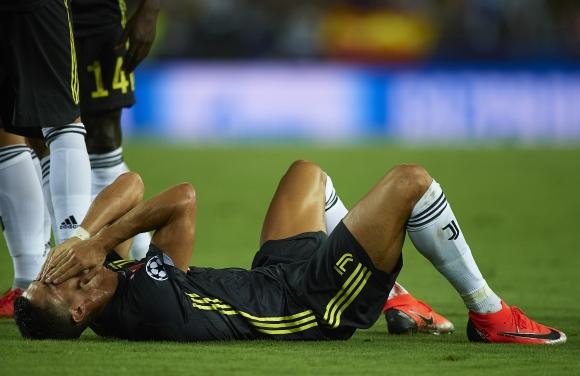 Наказанието на Кристиано Роналдо е само един мач