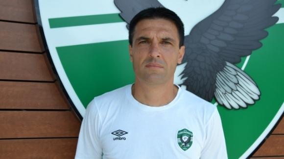 Треньорът на Лудогорец U19: Черно море е претендент за титлата