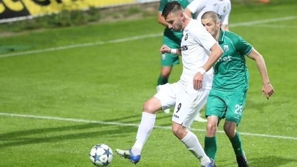 Чунчуков: Сами си направихме мача труден