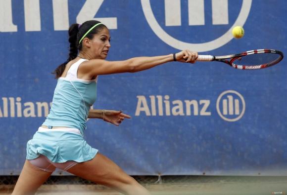 Шиникова е на финал във Франция