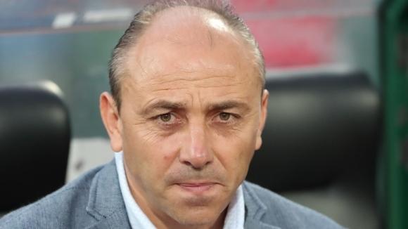 Илиан Илиев планира промени за мача с Лудогорец