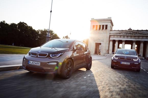 BMW i3 и i3s с нова високоволтова батерия и още по-голям пробег