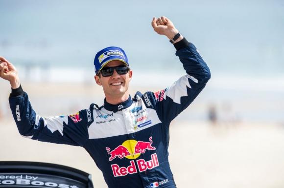 Шампионът във WRC Ожие се връща в Citroen