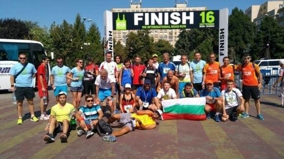 Кениец и румънка спечелиха 15-километровия пробег от Гюргево до Русе