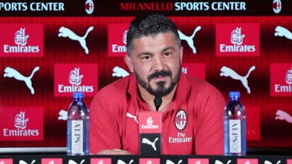 Гатузо: Игуаин не е възстановен, Милан играе добре, но...