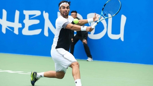 Фонини на прага на историческо постижение за италианския тенис
