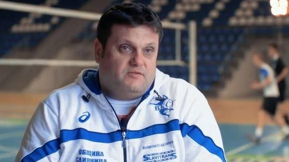 Мартин Стоев поема отново волейболните национали?