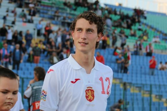 Краев поигра 11 минути в мач със 7 гола