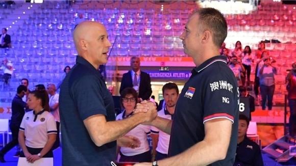 Сърбия срещу САЩ в битка за бронза на Мондиал 2018! Гледайте мача ТУК!!!