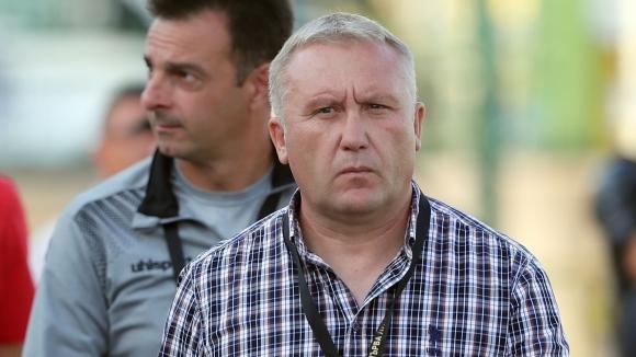 Киров обясни защо Ботев Пд падна от Лудогорец преди седмица