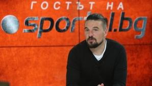 Спрягат Йовов за спортен директор в Левски