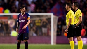 """Справедлив ли беше червеният картон за Барса и кой заслужава наградата The Best FIFA? (гледайте """"Контра"""")"""