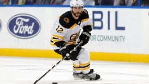 Джонта окачва кънките след 16 години в НХЛ