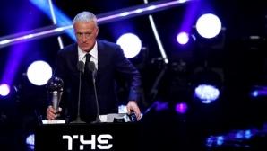 Дешан взе наградата за Треньор на годината