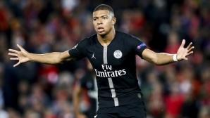 Зидан съветва Мбапе да премина в Реал Мадрид