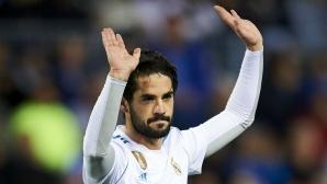 Иско е под въпрос за мача на Реал Мадрид със Севиля