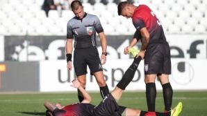 Филипов: При нас е трудно, има разлика между отборите от Първа и Трета лига (видео)
