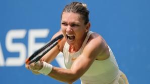 Симона Халеп отпадна в първия кръг в Ухан
